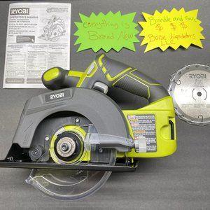 RYOBI One+ P505 18V Lithium Ion Cordless Saw tool